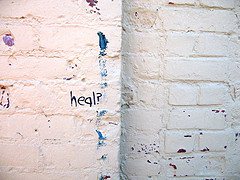 heal? by AdamAntly