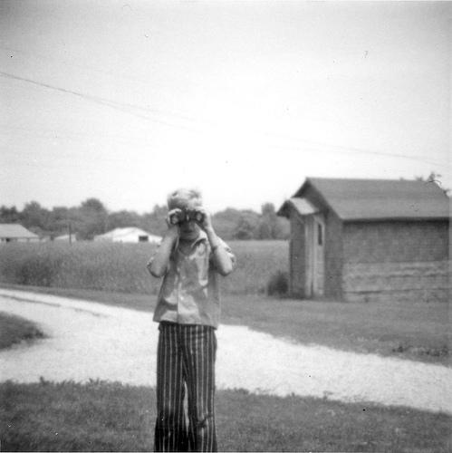 Robert Whistler, June, 1972, Sandoval, Illinois, US