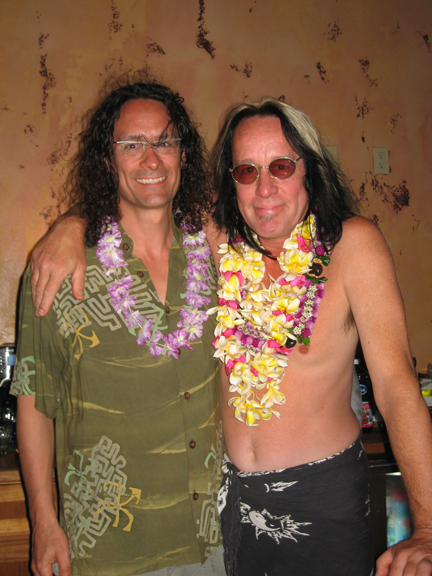 Todd Rundgren and FAN, Kauai