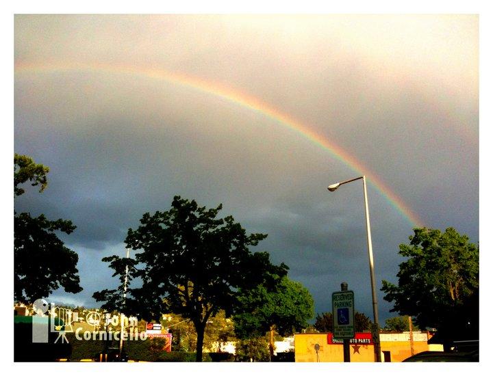 john cornicello rainbow